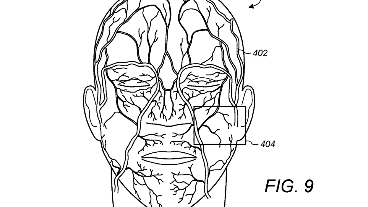 Apple wants to look under your skin