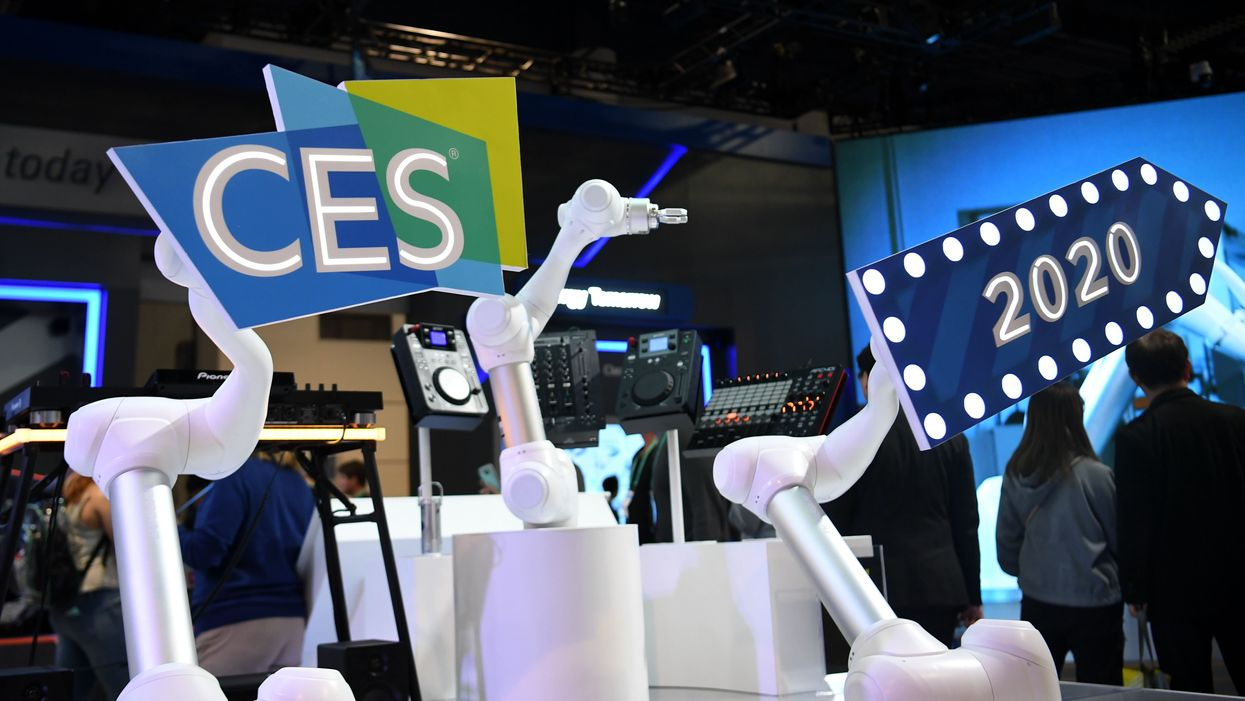CES 2021 won't be happening in person