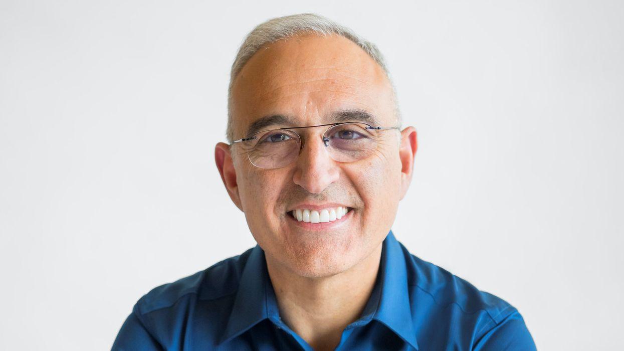 HPE's CEO Antonio Neri