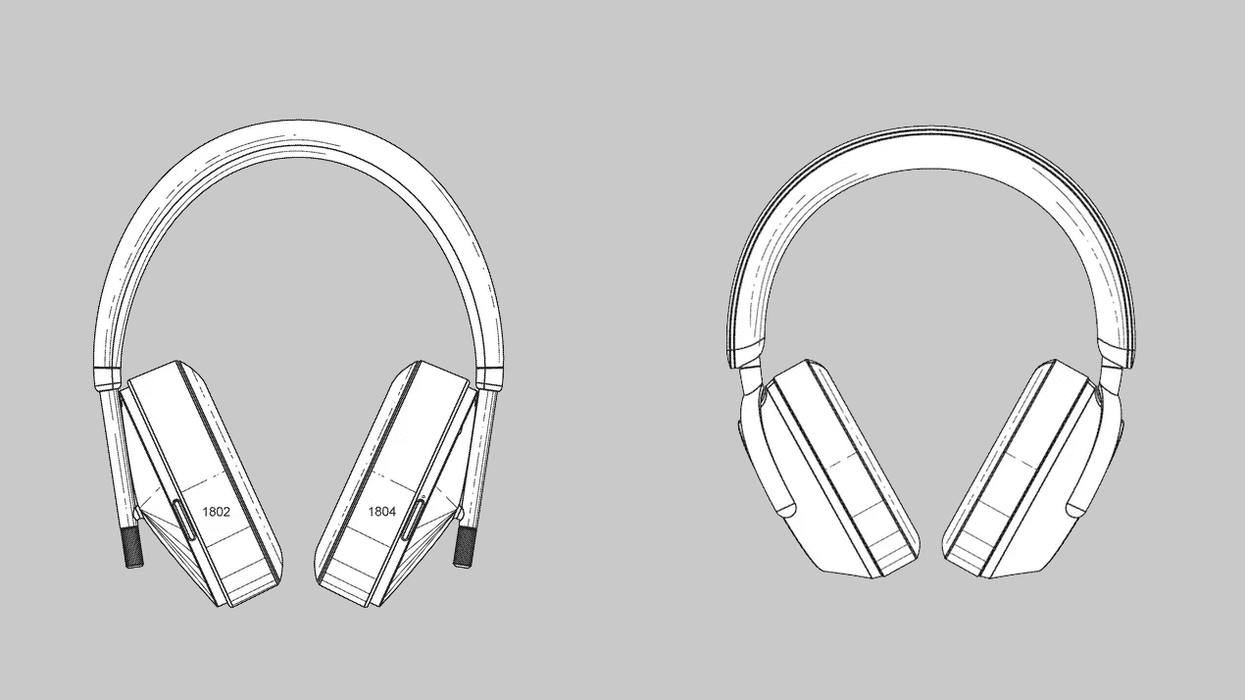 New patent filing offers a first look at Sonos headphones