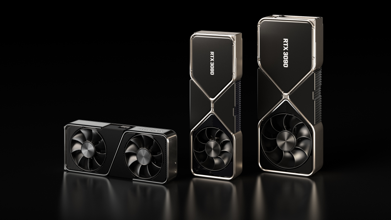 Nvidia ignores the console wars and doubles down on GPUs