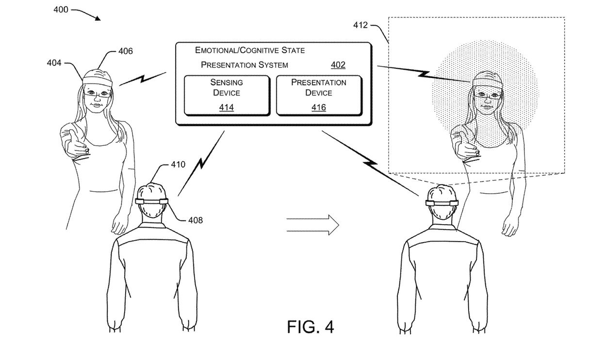 Microsoft wants to record your emotions