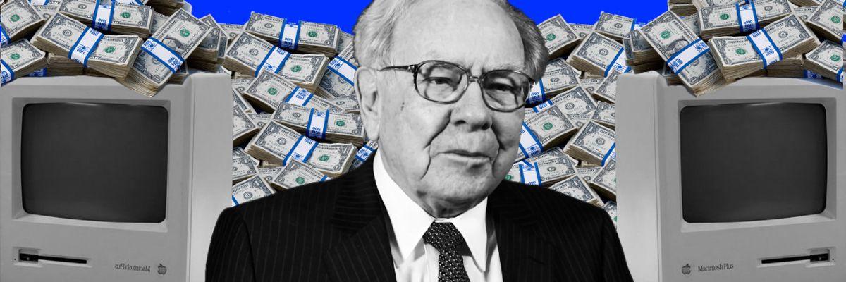 Did Warren Buffett really learn to love tech IPOs?