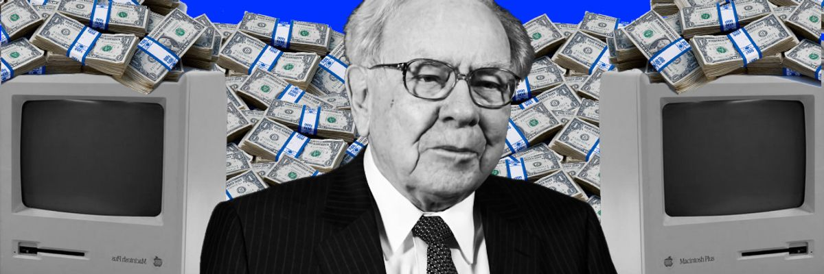 Did Warren Buffett really learn to love tech IPOs?