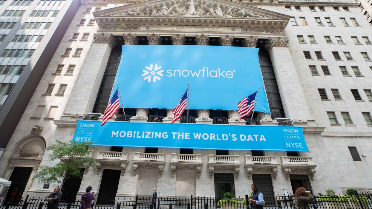 Snowflake's historic IPO signals surging demand for cloud-based enterprise software