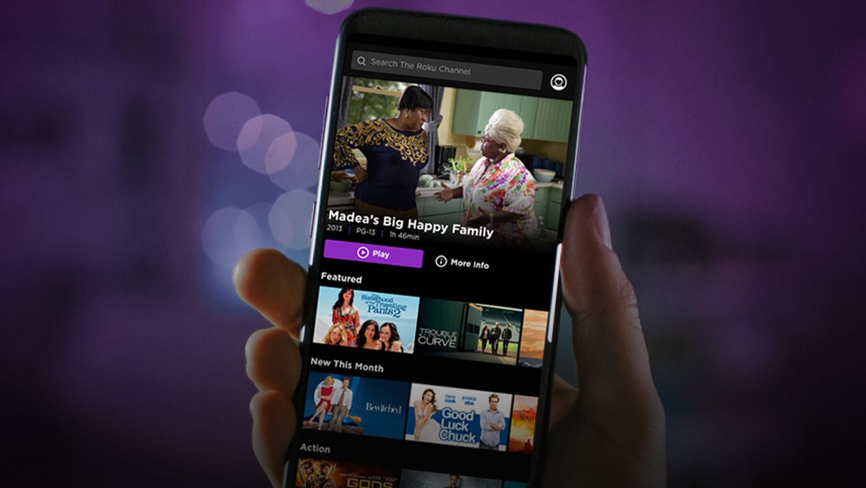 Roku moves further beyond hardware with its new mobile app