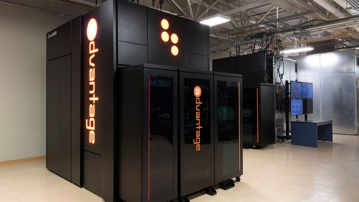 D-Wave's most powerful quantum computer is limited, but ready