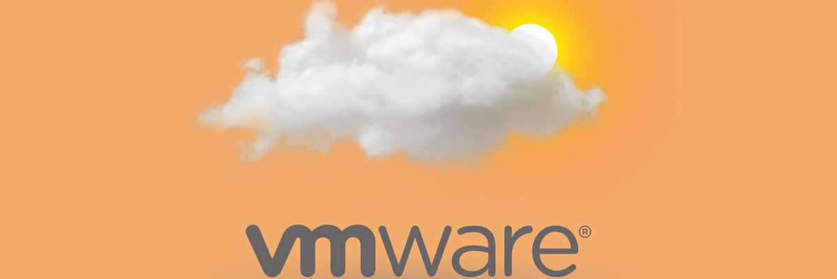 VMware's home, between cloud and data center