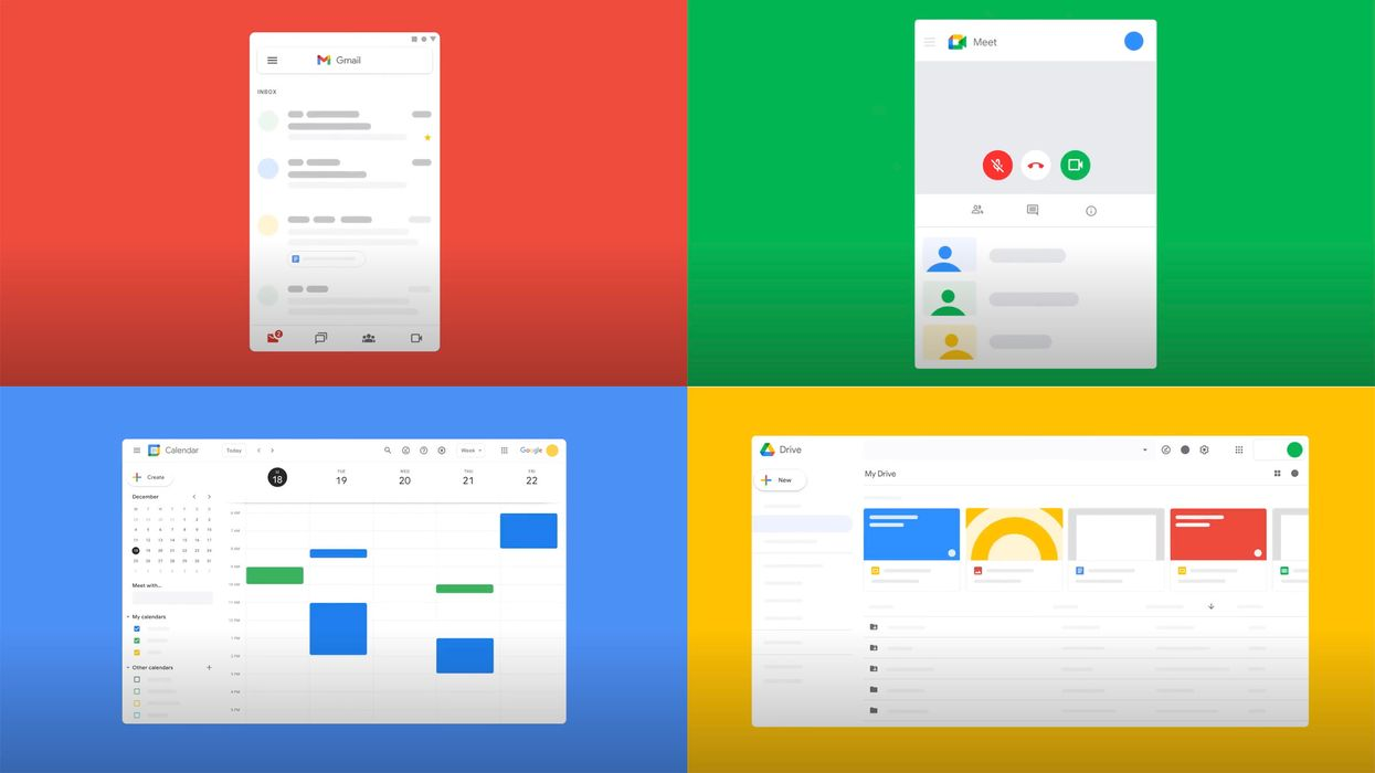 Google Workspace apps