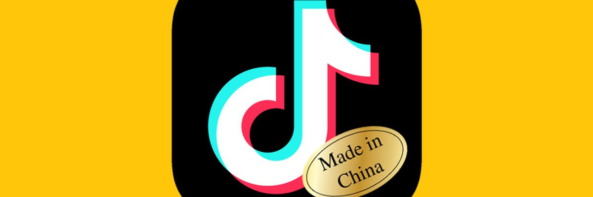 TikTok Made in China