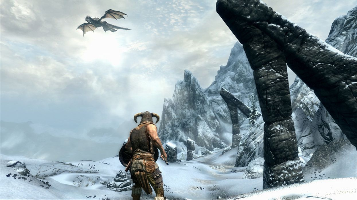 Microsoft bought ZeniMax for a slate of stellar first-party content