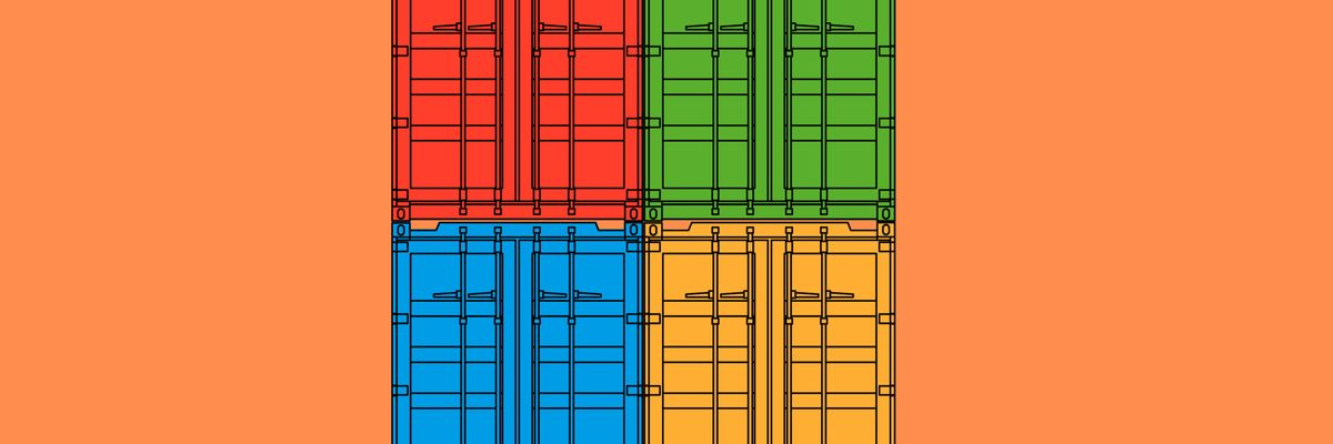 Microsoft shipping container servers