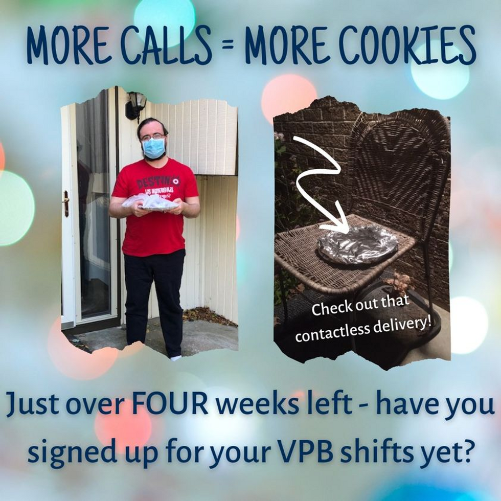 Cookies for callers