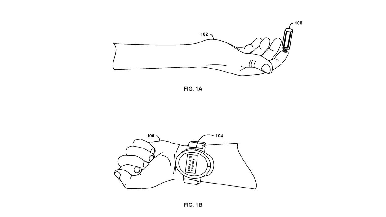 Alphabet wants to draw blood without needles