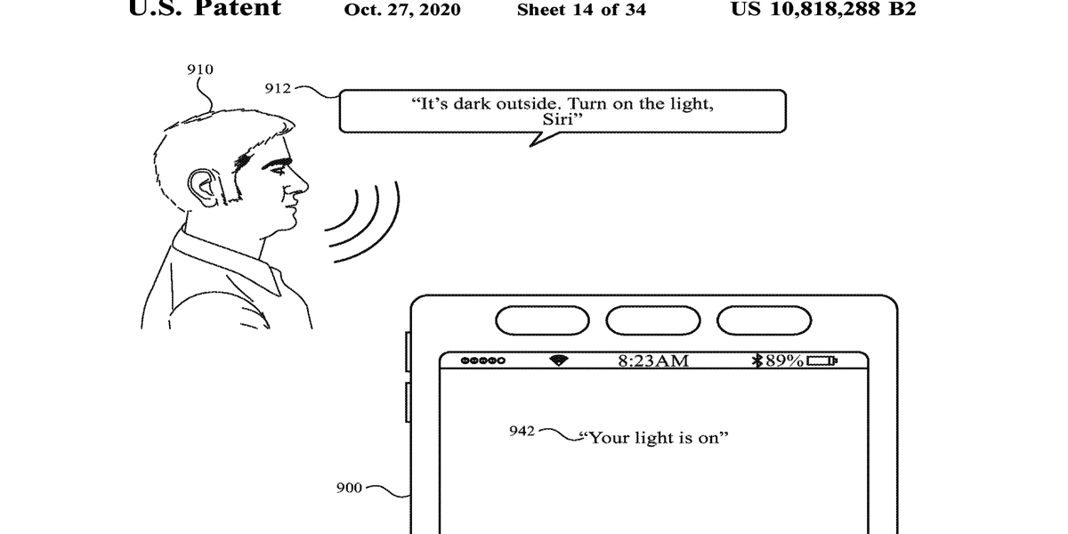 Apple wants to make talking to Siri more like talking to a person