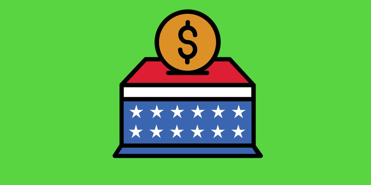 The hot thing to fund this year? The election