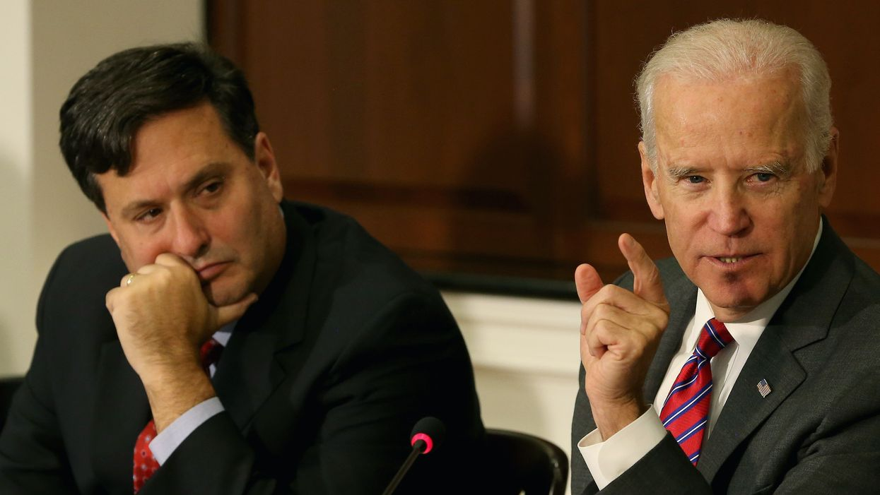 Ron Klain, Biden's new chief of staff, gets tech