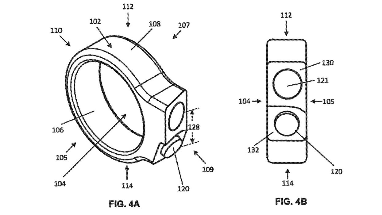 Google wants to put a selfie ring on your finger