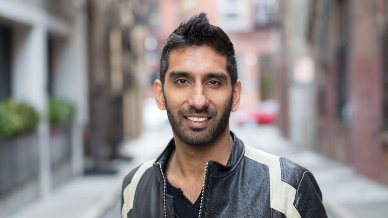 Superhuman CEO Rahul Vohra