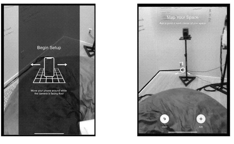 Syng AR functionality