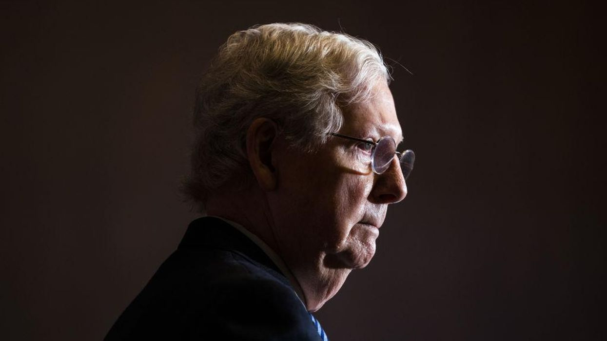 McConnell is killing $2,000 stimulus checks by tying them to Section 230