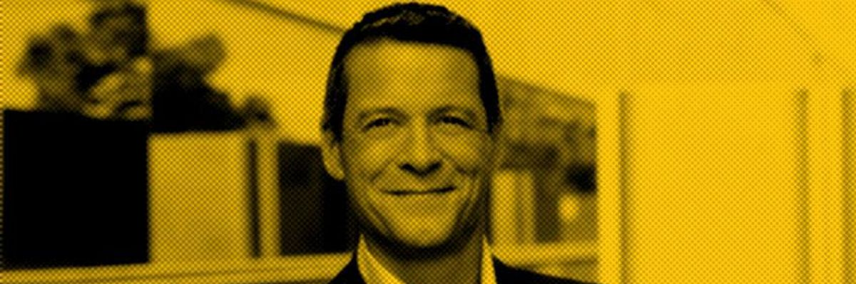Equinix CEO Charles Meyers