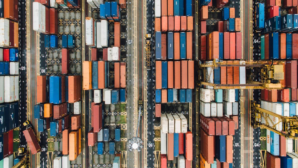 A container port