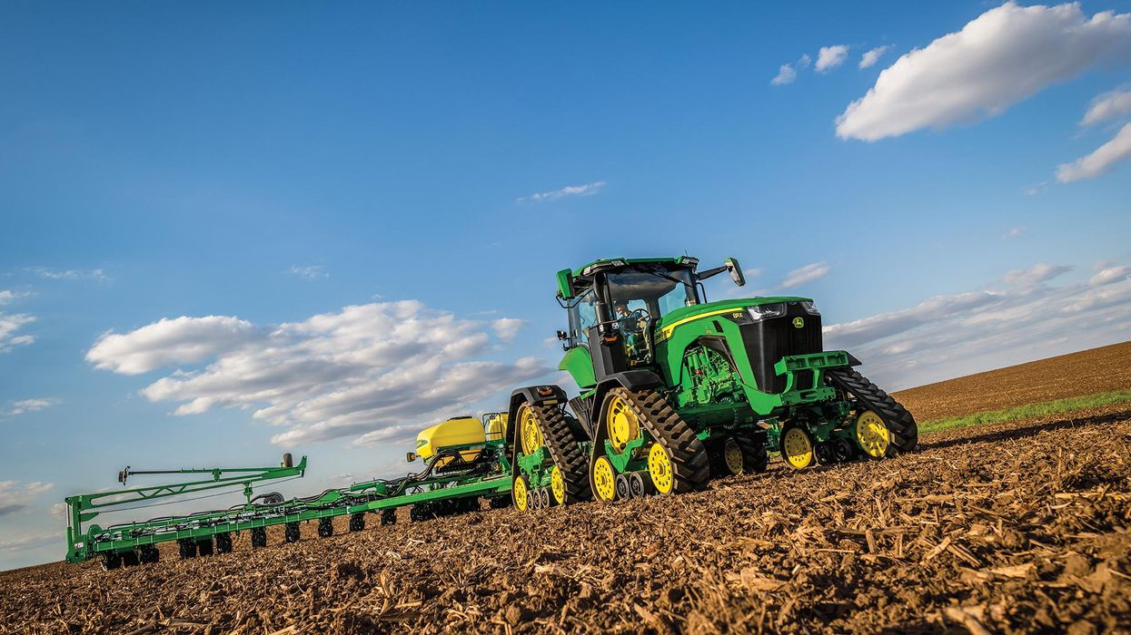 Tractors won't be fully autonomous anytime soon — but not because they can't be