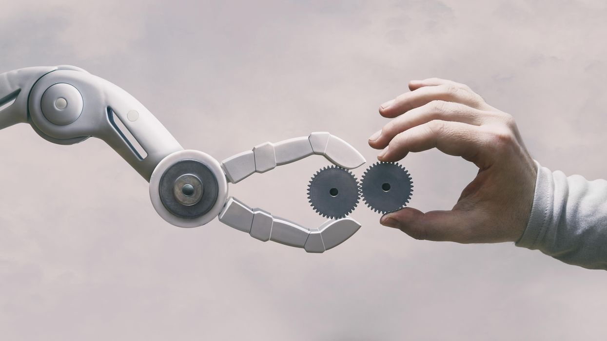 Designing a world where intelligent automation and humans co-exist