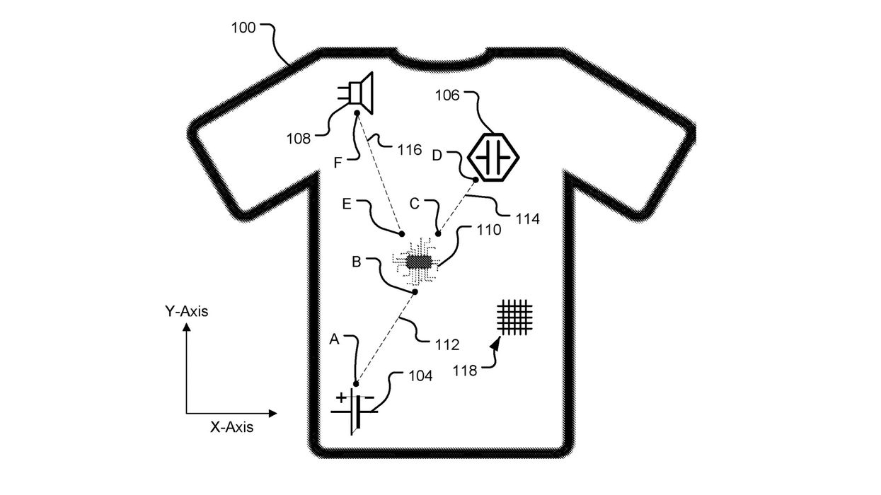 Microsoft wants to turn your shirt into a computer
