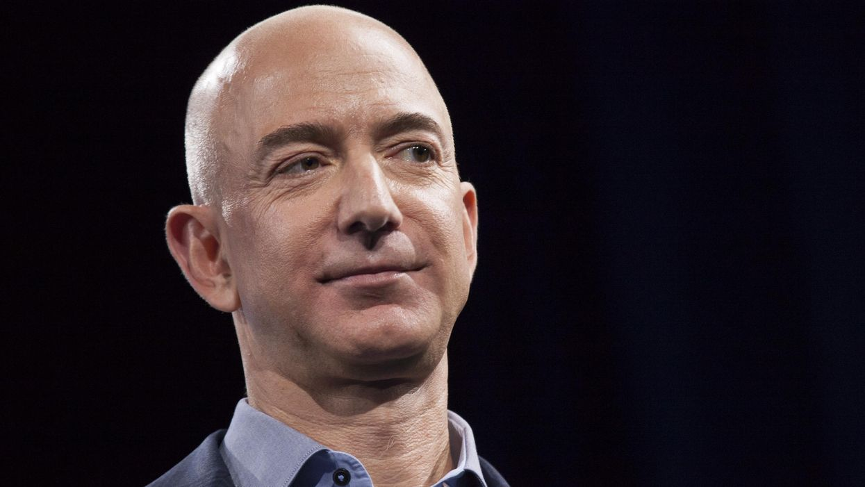Jeff Bezos: 'I think we need to do a better job for our employees'