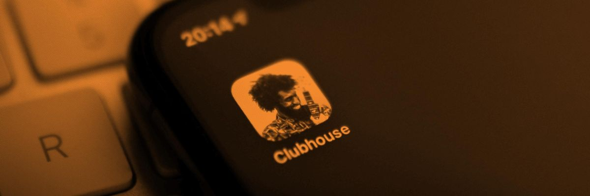 How long can Clubhouse last in China?