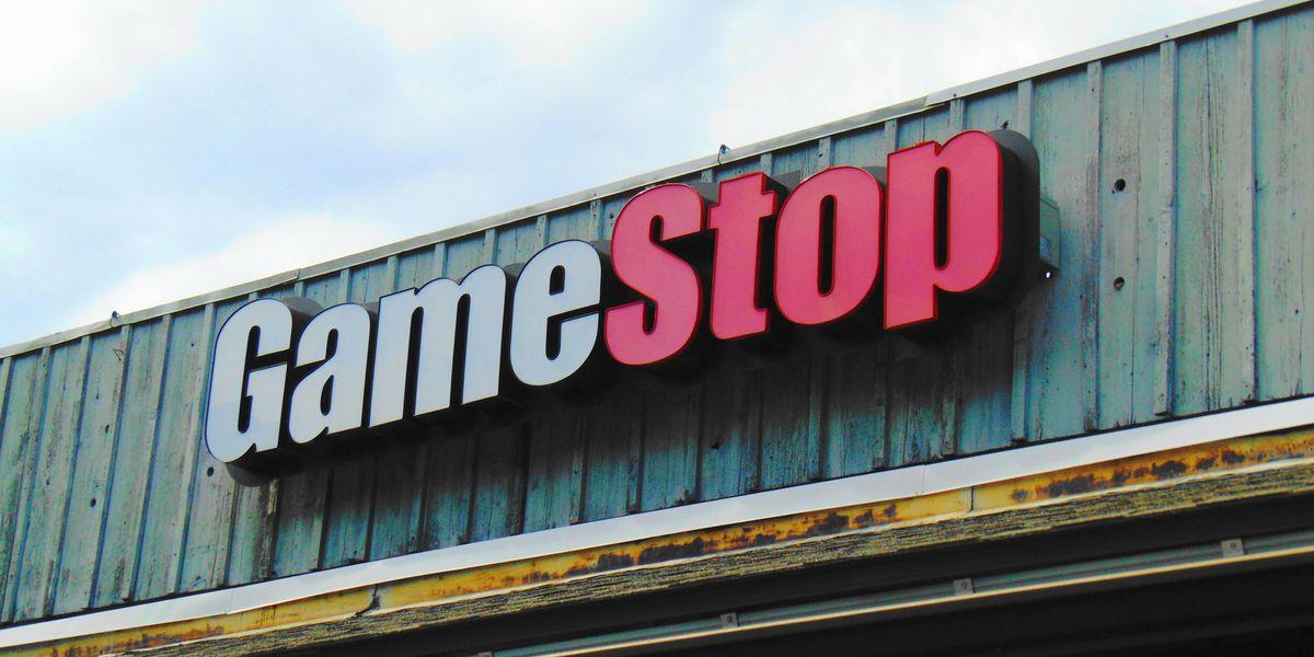 Sucks to be GameStop