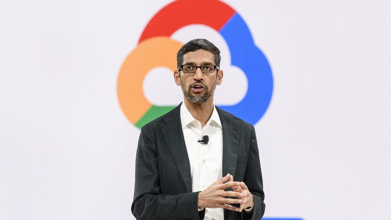 A PR screwup draws unwanted attention to Google's Saudi data centers