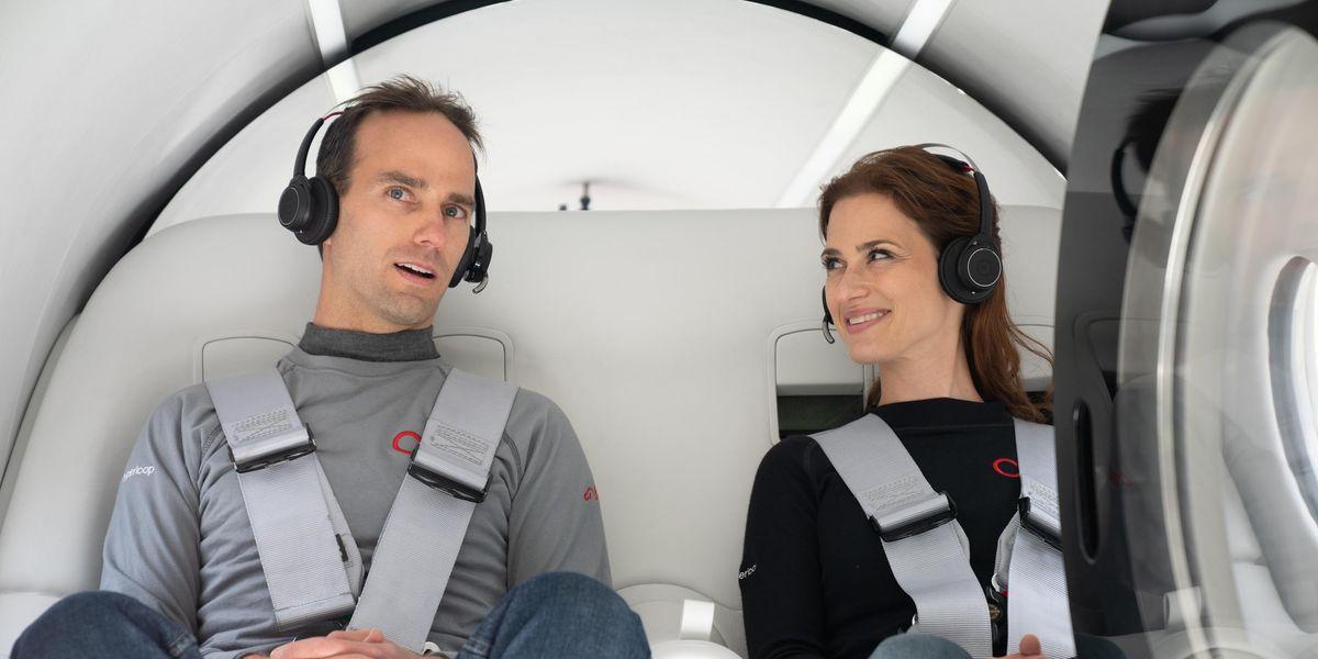 Josh Giegel is hyperloop's true believer — and its best hope