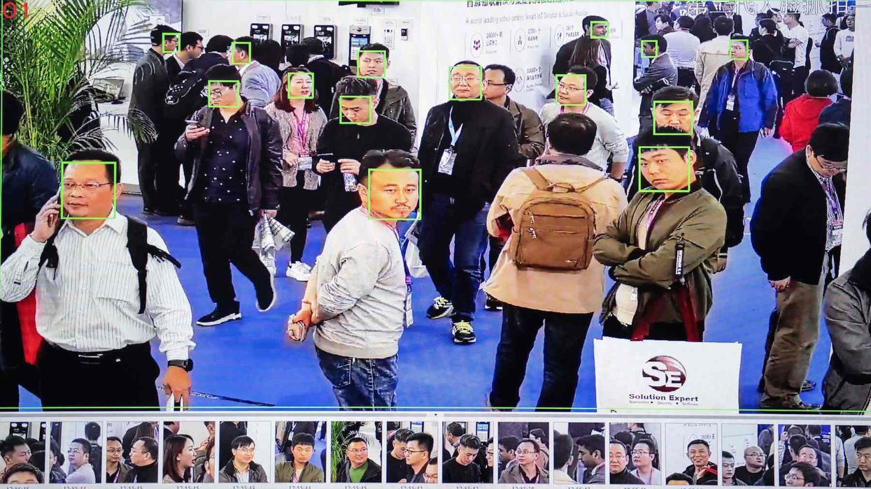 Beijing sours on facial recognition, unless it's the one doing it