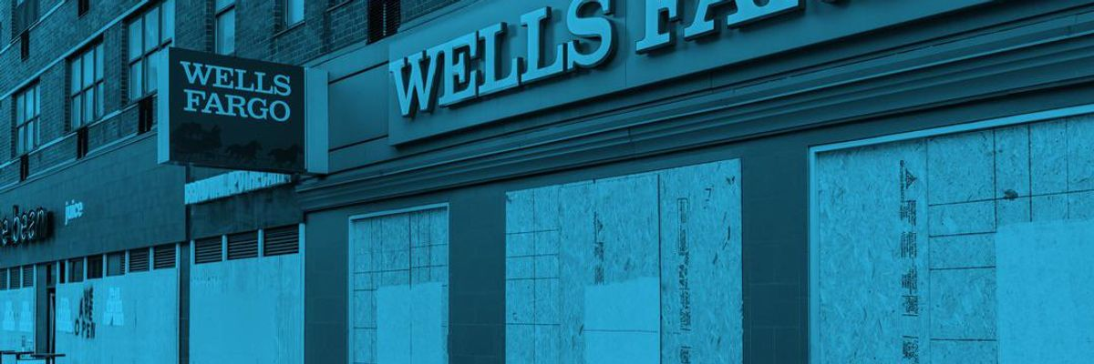Wells Fargo customers complained about a delay in coronavirus relief payments.​
