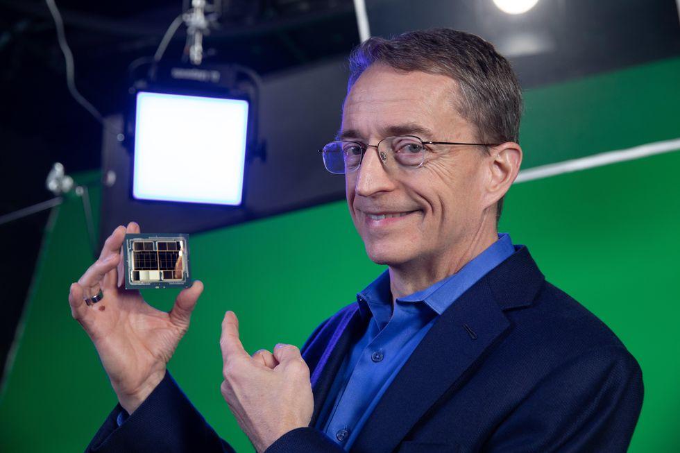 Intel CEO Pat Gelsinger has vowed to restore Intel's edge in chipmaking.