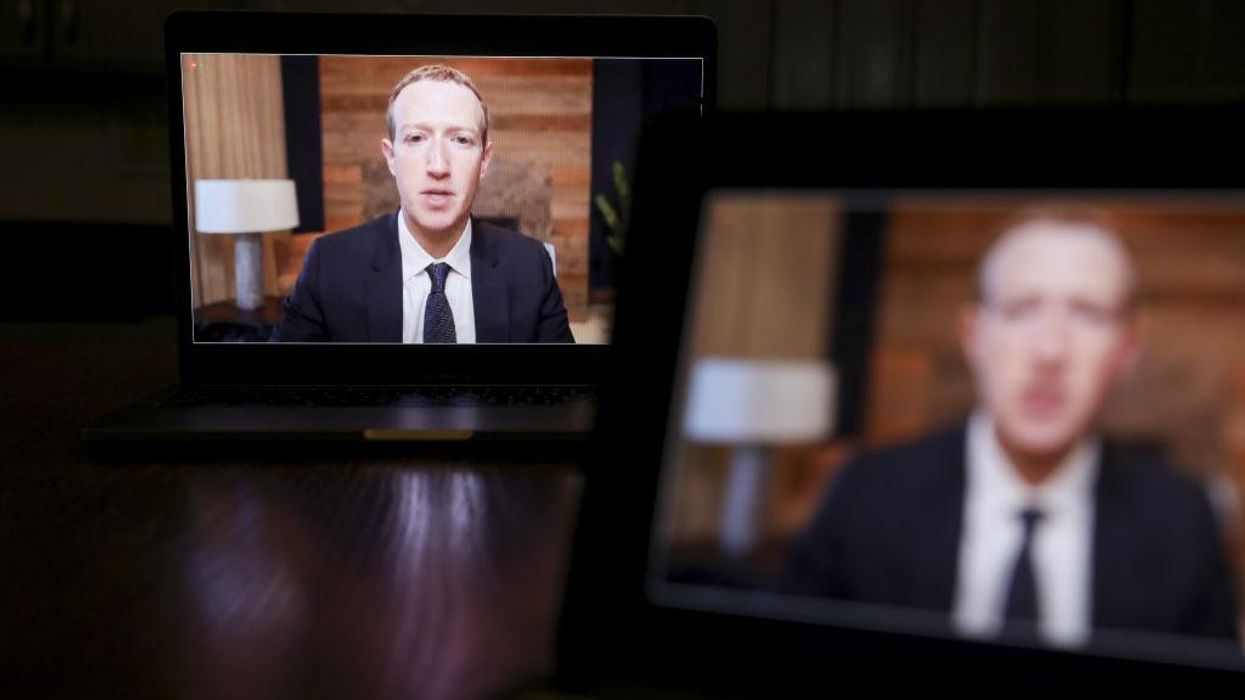 Seven things to know about the Big Tech CEO hearing