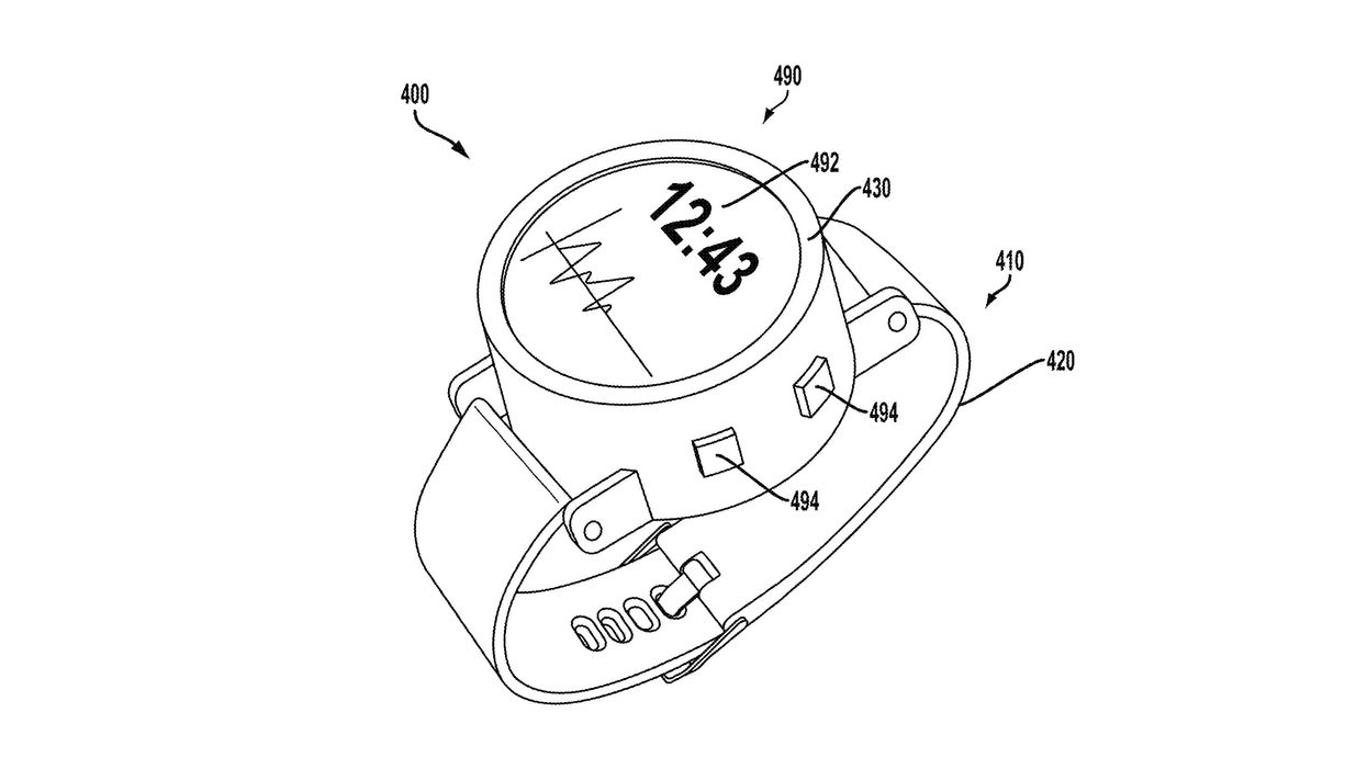 Alphabet wants to build a wearable full of needles