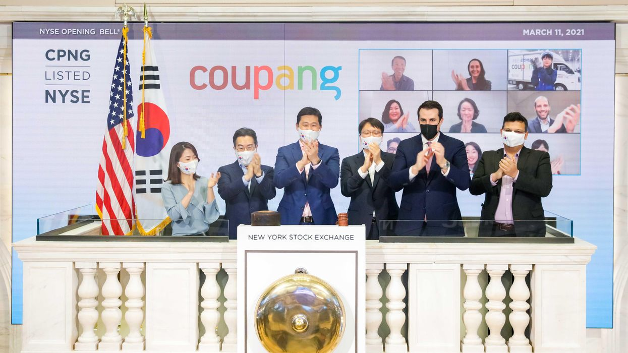Coupang isn't the Amazon of anything