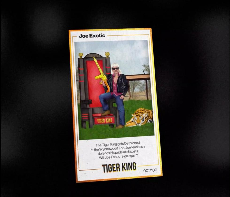 Tiger King NFT