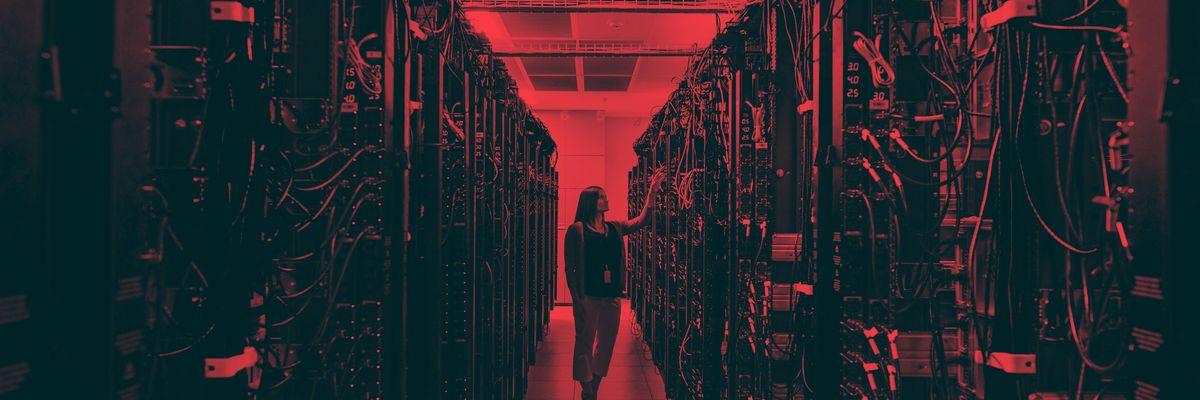 Intel inside the data center isn't inevitable.