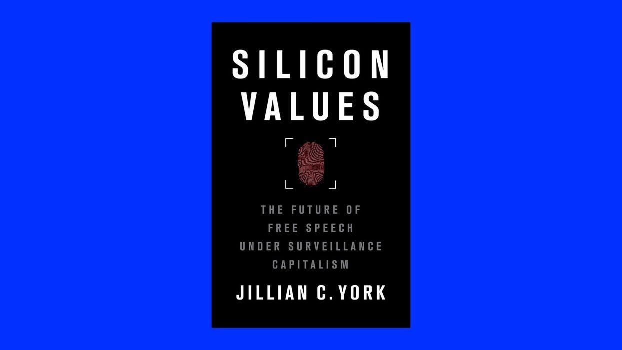 Jillian York's book