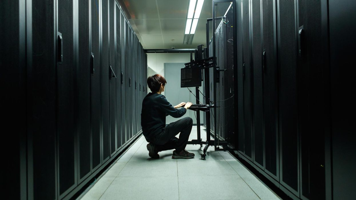 Forced unemployment and second-class status: The life of Google's data center contractors