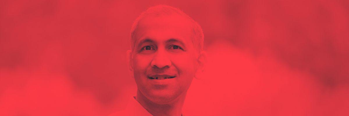 Nutanix CEO Rajiv Ramaswami.