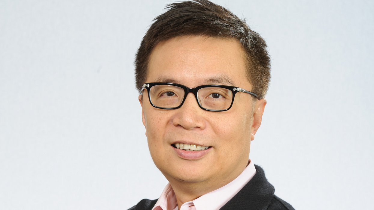 Alfred Chuang was the 'CEO's CEO' of Silicon Valley. Now he wants to make his name as a VC.