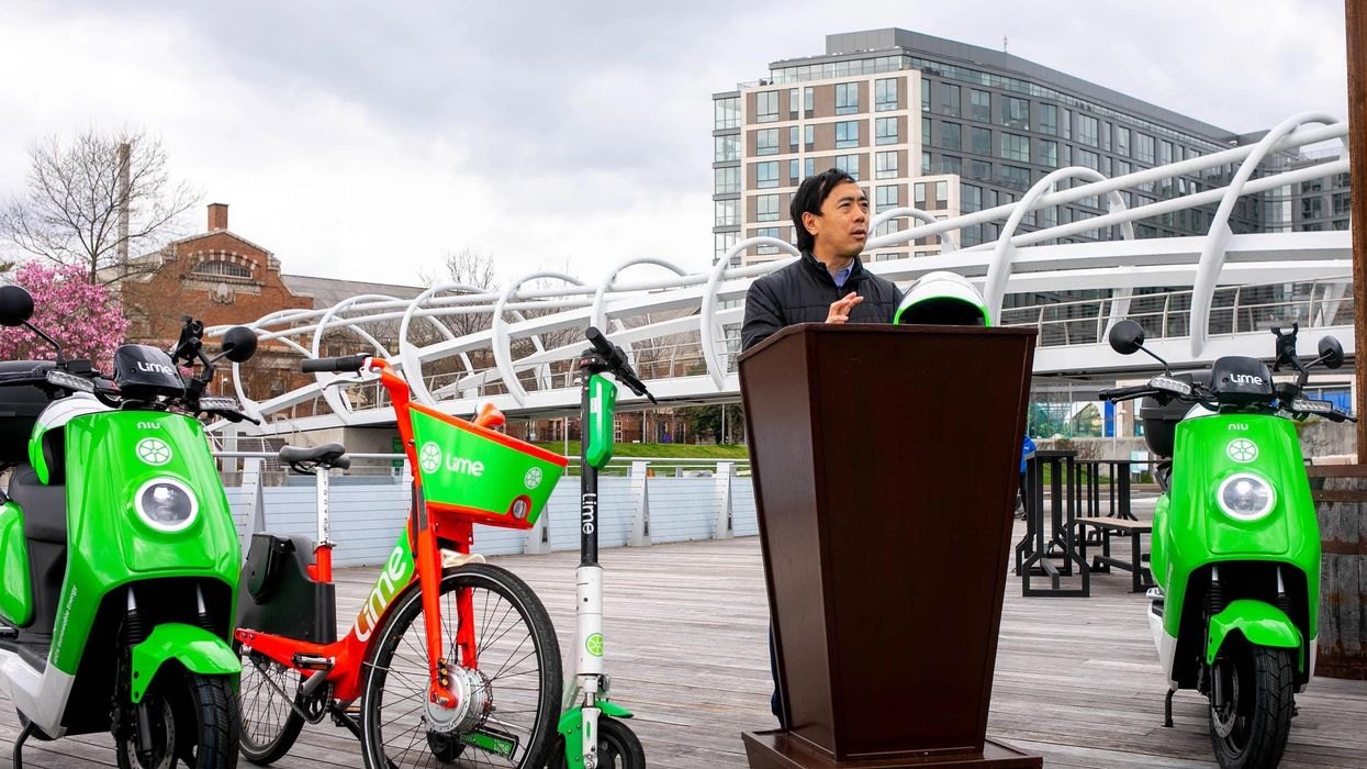 Why everybody wants to be the Amazon of transportation — and how Lime plans to pull it off