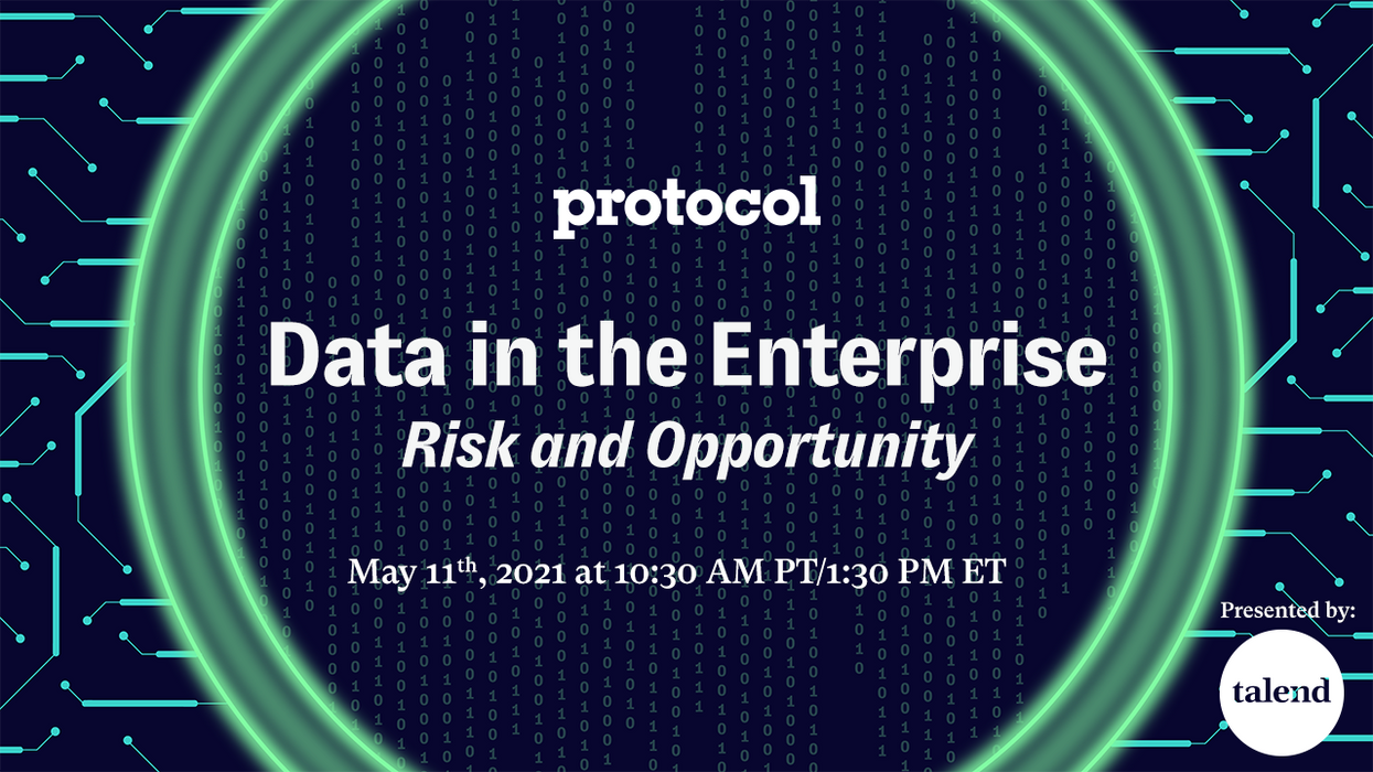 Data in the Enterprise: Risk and Opportunity