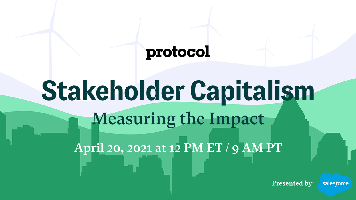 Stakeholder Capitalism - Measuring the Impact